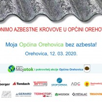 Moja Općina Orehovica bez azbesta!