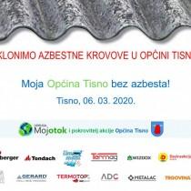 Moja Općina Tisno bez azbesta!