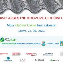Moja Općina Lokve bez azbesta!