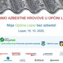 Moja Općina Lopar bez azbesta!