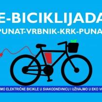 E-biciklijada Punat-Vrbnik-Krk-Punat - ODGOĐENO!