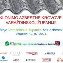 Moja Varaždinska županija bez azbesta!